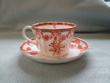 More details for 002 william alsager adderley and co cup and saucer circa 1886 to 1905 louis xvi