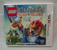LEGO Legends of Chima: Laval's Journey Nintendo 3DS VIDEO GAME NEW