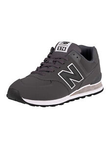 New Balance Men's 574 Trainers, Black