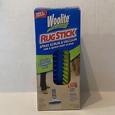 Bissell Woolite Rug Stick Carpet Floor Foam High Traffic Deep Cleaner Brush Kit