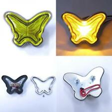 JDM yellow butterfly shaped 24V5W side indicator/signal marker lamps trucks/cars