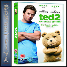 TED 2 - EXTENDED EDITION  *BRAND NEW DVD***
