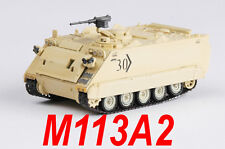 Easy Model 1/72 US M113A2 3rd Bat. HQ Tracked Armoured Carrier Plastic #35008