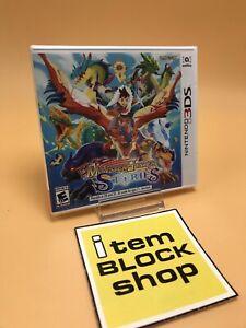 Monster Hunter Stories (Nintendo 3DS, 2017) BRAND NEW SEALED