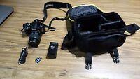 Nikon D40 6.1 MP Digital DSLR Camera w/NIKKOR AF-S 18-55mm 1:3.5.6G II Lens