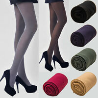 Sexy Womens Lady Girls Fashion Opaque Pantyhose Tights 80D Velvet Stocking Socks