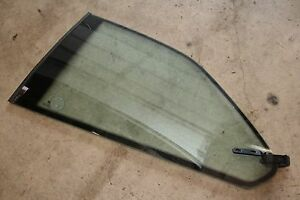 BMW E36 318 323 325 328 M3 Rear Right Quarter Panel Window Glass 2DR Coupe