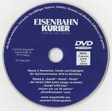 Eisenbahn Kurier Spielwarenmesse 2010 | Modellbahn DVD