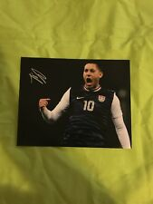Usa soccer Clint Dempsey autograph seattle sounders signed 8x10