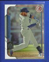 Justin Turner 2015 Bowman Card # 55 L A Dodgers Baseball Red Beard MLB
