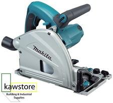 Makita SP6000J Circular Plunge Saw; 165mm; 240V; 1300W; Case; 1400mm Guide Rail