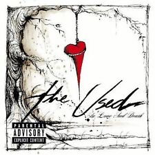 THE USED - IN LOVE AND DEATH [BONUS TRACK] [PA] NEW CD