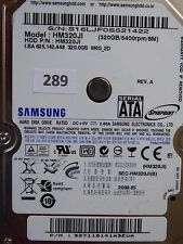 320gb Samsung hm320ji | 2009.05 | PCB: mango rev07 #289
