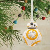 Star Wars BB-8 - Festive Hallmark Christmas Ornament Polyresin  Droid - NEW