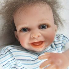 Little Loves Baby Boy Reborn Doll Marita Winters for MasterPiece LE 278