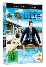 LIFE-SEASON 2 - DAMIAN LEWIS, SARAH SHAHI, ADAM ARKIN, BRENT SEXTON -   DVD NEU