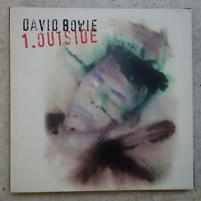 David Bowie 1. Outside The Nathan Adler Diaries + 23 Seiten Booklet Arista‎74321
