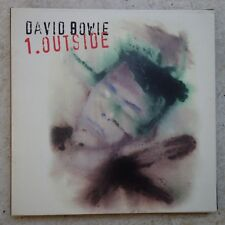 David Bowie 1. Outside The Nathan Adler Diaries + 23 Seiten Booklet Arista74321