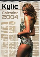 KYLIE MINOGUE  2004 CALENDAR,  NEW, BY FREESTYLE DISTRIBUTION