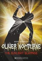 Oliver nocturne - the sunlight slayings Kevin emerson  new sameday freepost Aus