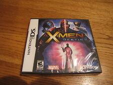 X-Men: Destiny Nintendo DS brand NEW everyone video game marvel activision
