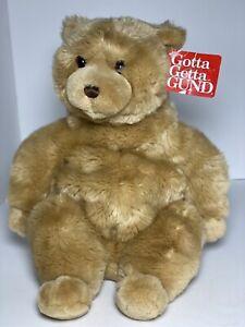 """Gotta Getta GUND collectible plush bear """"Teddy Boom"""" with tags Teddy Bear #2437"""