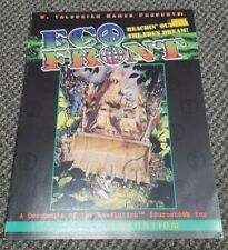 Eco Front - Cybegeneration / Cyberpunk 2020 Rpg - R. Talsorian Games Cp 3341