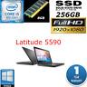Dell latitude 15 5000 5590 i5-8350u 8GB 256GB PCIe SSD 15.6' FHD CAM W10 PR 1YRW