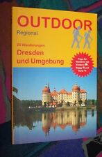 Dresden und Umgebung - 26 Wanderungen - Outdoor Regional # 2015 Conrad Stein