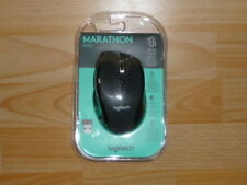 Logitech Marathon Maus M705 Laser kabellos USB