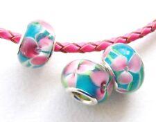 European Beads Modulperlen Flower 2 Stück SERAJOSY