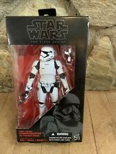 First Order Stormtrooper - Star Wars The Black Series 6-Inch Action Figure