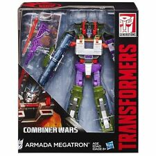 Transformers Generations Combiner Wars Leader G1 Tank  Armada Megatron 2015