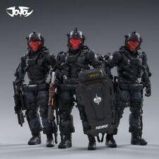 JT0135: JOYTOY Skeleton Forces-Hell Grim Reaper 1/18 Action Figures (3 pack)
