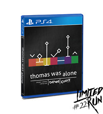 Thomas Was Alone (ps4 - Limited Run)