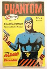 SEMIC | PHANTOM | NR. 1 (1966-69) | DAS JUNGE PHANTOM | Z 2- (INKL SAMMELBILDER)