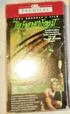 The Emerald Forest vhs Movie CEL Cult John Boorman Film