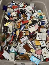 Lot of 50 Vintage Matchbooks Variety Random Unsearched Possible Rare Worldwide