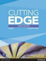 Cutting Edge Starter New Edition Students' Book and DVD Pack 9781447936947