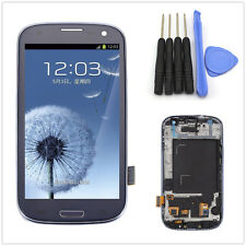 LCD Touch Screen Glass Digitizer Frame For Samsung Galaxy S3 Neo GT-I9300I Tools