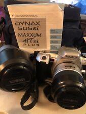 Minolta Dynax 505 Si Maxxum Ht Si Plus