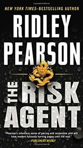 The Risk Agent by Pearson, Ridley Book The Cheap Fast Free Post