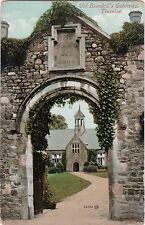 Old Blundell's Gateway, TIVERTON, Devon