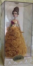 BELLE Bete Beauty Beast Poupée Edition Limitée Disney DESIGNER Collection doll