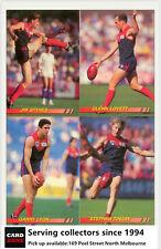 1994 Select AFL Card Ultimate Collection Base Team Set Melbourne (14)-MINT