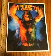 Ozzy Osbourne/ Promo Photo/ 1984/ Monowise/ Freeze Frame/ Glossy/ Black Sabbath