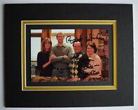 Tessa Peake-Jones Signed Autograph 10x8 photo display Only Fools & Horses TV COA