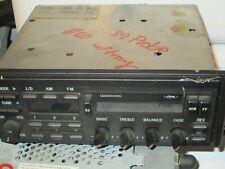 '89 Probe Radio