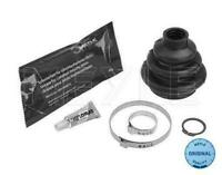 BMW E39 525i 528i 530i Rear Axle Outer Drive Shaft CV Boot Repair Kit
