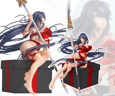 Ribbon Doll Collection Shin Ikkitousen Unchou Kanu Sexy Figurine